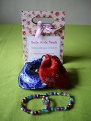 Belle Amie Beads selling beautiful bracelet making kits
