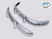 Volvo PV 444 Stainless Steel Bumper
