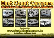 Loads and loads of Campers for sale