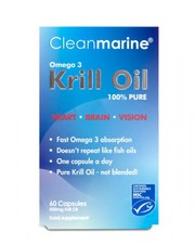 Krill Oil | Clean Marine