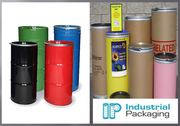 Steel and Fibre Drums in Dublin - Industrial Packaging Ltd