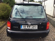 Nissan Micra 1999 Black