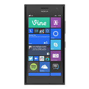 Nokia Lumia 735 Black Silver67165