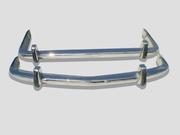 BMW 1500 - 2000 NK (1962 -1972) Bumper  in stainless Steel