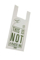 Buy Biodegradable & Compostable Large Carrier Bag - Biobag
