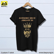 Shop Best Custom T shirts Online India at Beyoung